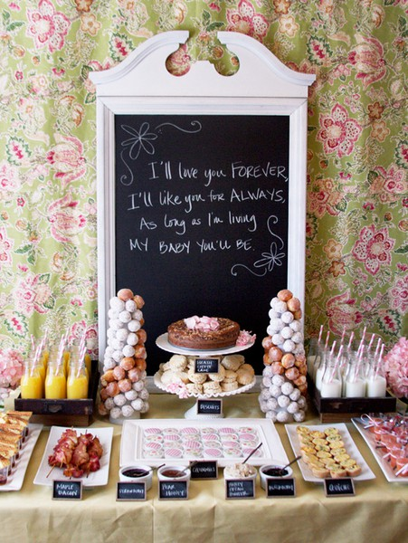 Fun Serving ideas for baby shower (boy or girl) baby-showers