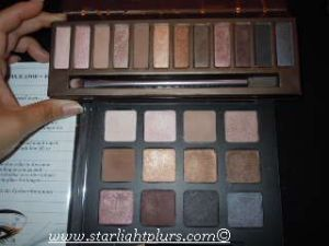 Dupe for Urban Decay Naked Palette: Elf Cosmetics Beauty Book Neutral Eye Edition