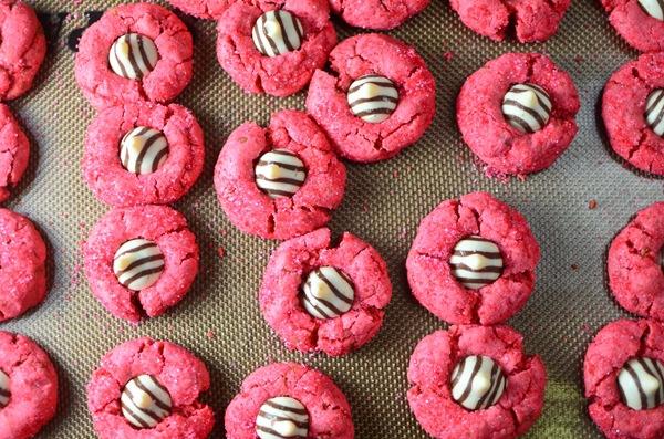 Hugs cookies for Valentines!