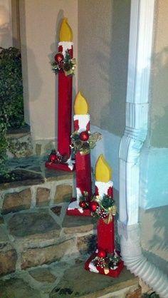 Christmas Wood Crafts Ideas