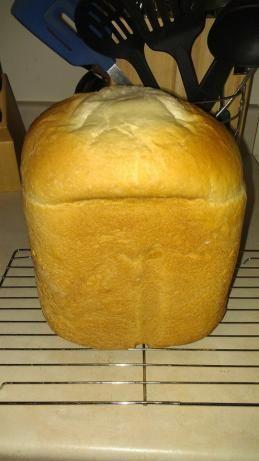 Traditional White Bread (Bread Machine) 2 Lb.
