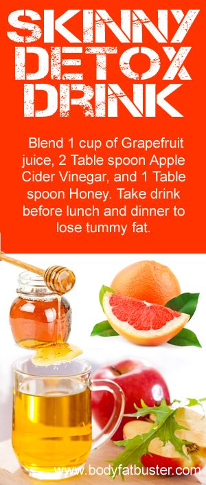 Great Drinks to Melt Body Fat Quickly