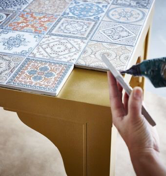Awesome Mosaic Tables Ideas