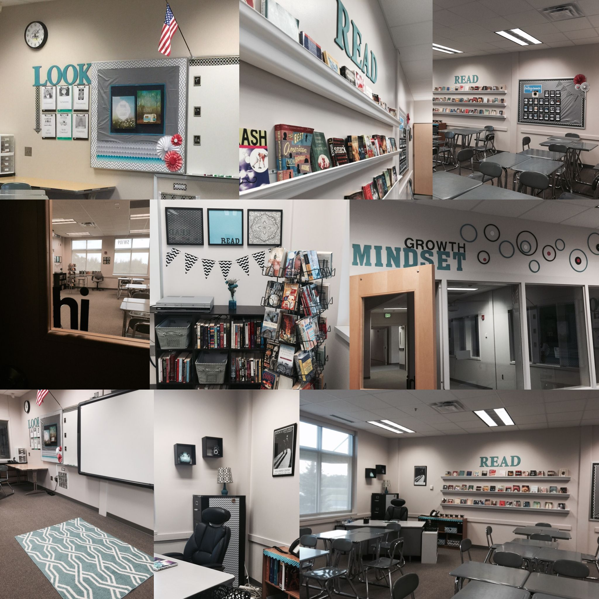 Awesome High School Classroom Design Ideas