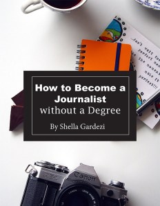 How to Become a Journalist book cover