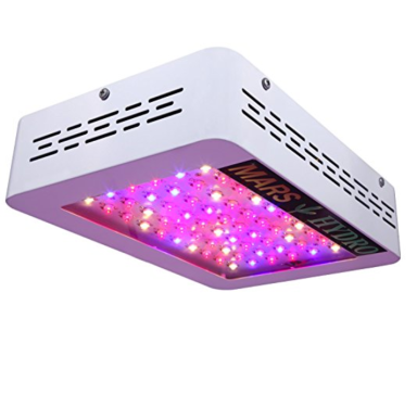 Marshydro Mars 300 LED Grow Light for Marijuana - What You Need To Grow Marijuana Indoors