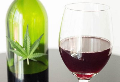 Weed Wine Recipe (Marijuana infused Wine)