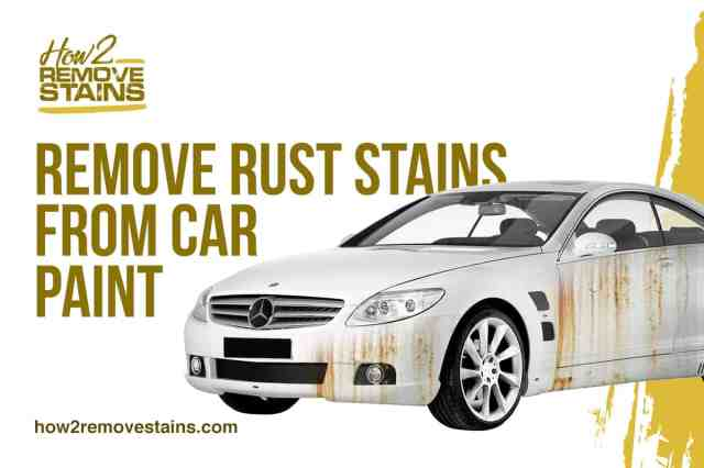 How to Remove Rust Stains from Tile and Grout [ Detailed Answer ]