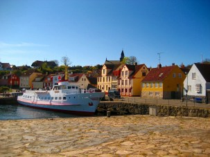 Bornholm is also accessible by ferry from Sweden, Germany and Poland.