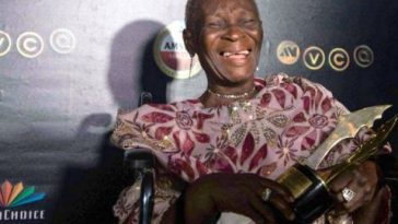 Bukky Ajayi, Veteran Nollyhood Actress