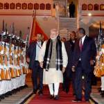 Narendra Modi, Narendra Modi in Africa