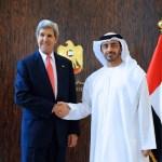 Secretary Kerry, UAE Minister of Foreign Affairs, Al-Nayhan