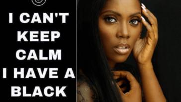 Tiwa Savage on Black Lives Matter