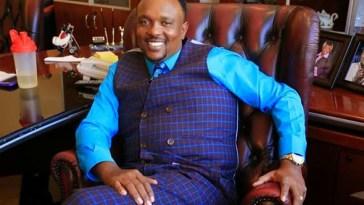 Bishop Allan Kiuna