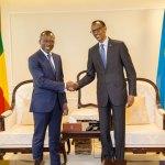 Patrice Talon - Paul Kagame