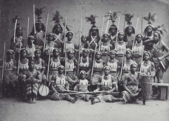 african-women-army