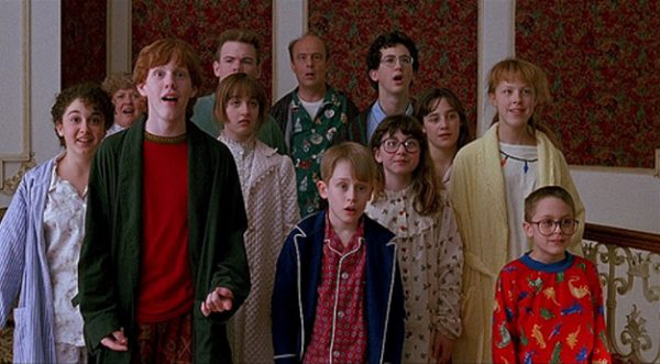 Stars, Home Alone, 25Years Ago, And Now