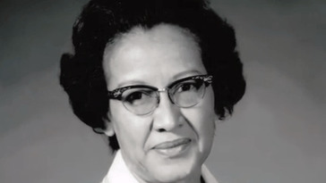Katherine Johnson, The First African-American Party To Conquer Space