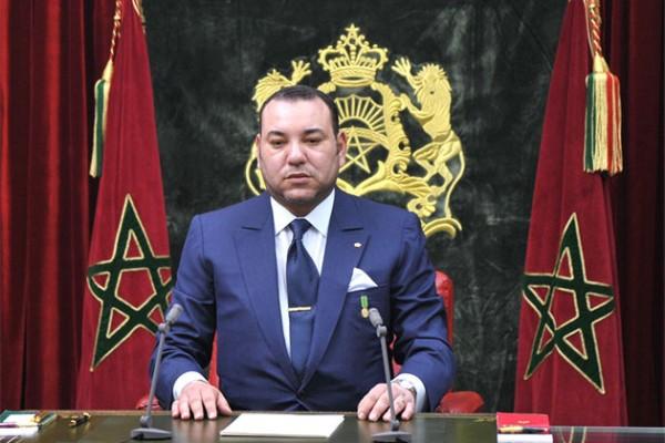 king of Morocco