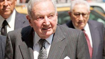 Billionaire David Rockefeller Is Dead