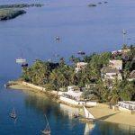 kenyan island