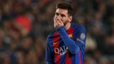 Messi-branded Cocaine Worth $85 Million Seized