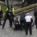 Terror Attack In London Parliament