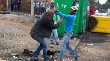 Fourteen Zimbabweans Murdered In South Africa