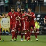 Bayern Munich crowned German champion after demonstration in Wolfsburg
