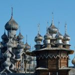 Russian church built without Nails, Kizhi Pogost