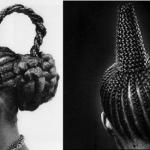 Hair Braiding, History of braids