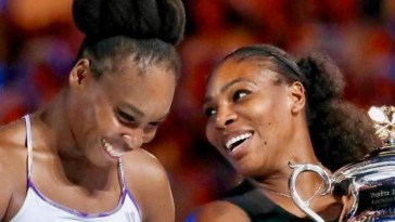 Tennis Star, Venus Williams Not Sure How To Be An Auntie: 'I Hope I Can Live Up To This Job'