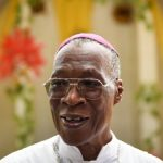 Archbishop Jean Zerbo of Bamako