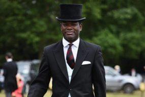 Major Nana Kofi Twumasi-Ankrah, First Black Equerry in British History