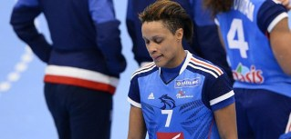 Allison Pineau; Victim of Racist Insults During a Match in Romania