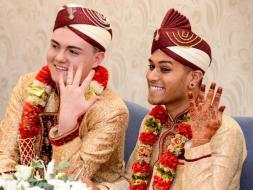 First Ever Gay Muslim Wedding