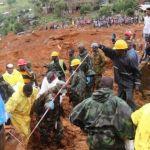 Nigeria Donates $1m, 315 Tonnes Of Relief Materials To Sierra Leone Flood & Mudslide Victims