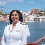 Belinda Bennett, World's First Black Woman Cruise Ship Captain