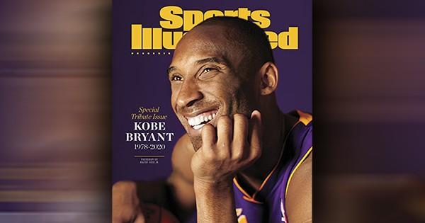 Sports Illustrated kobe
