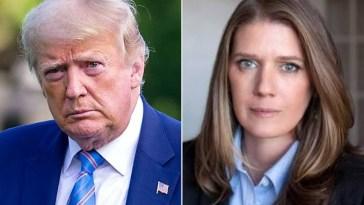 Donald Trump's niece, Mary Trump,