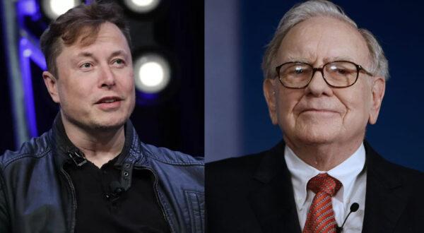 Elon Musk - Warren Buffett