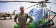Nigeria's First Female Combat Helicopter Pilot, Dies at 23