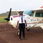 Esther Kyokunda, Uganda's First And Only Female Certified Flight Instructor