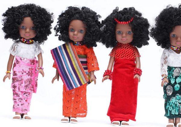 L'entrepreneur nigérian qui a fondé une entreprise de poupées afro de 10M de dollars avec seulement 30 dollars 3