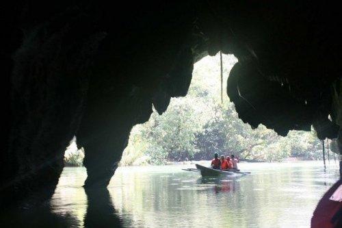 unusual caves
