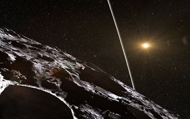 Psyche Asteroid Mission