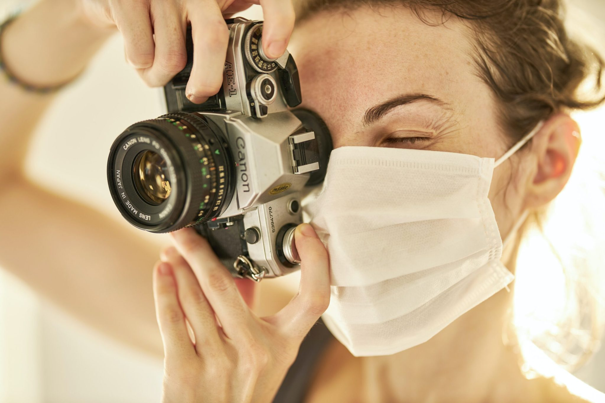 Cameras and Masks: Sustaining Emotional Connections with Your Students in an Age of COVID19