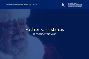 Father Christmas coming - official