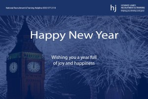 Happ New Year from Howard James