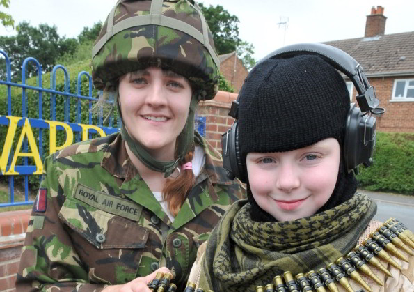 Hundreds across West Norfolk take part in first Scotty's Day